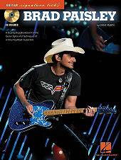 BRAD PAISLEY - Signature Licks Guitar