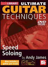 Ultimate Guitar: Speed Soloing DVD